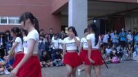 女中学生校园舞蹈表演, 我上学那会怎么没这福利