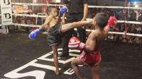在泰国、缅甸、柬埔寨有数以万计的儿童拳击手, 平均年龄6到12岁而受到的伤害却无比巨大。