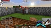 我的世界Minecraft 空岛生存大冒险ep.4 一夜回到解放前啊 我的世界手机游戏视频