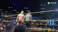 WWE美式摔跤娱乐 2017摔跤狂热嘉年华Axxess 天兵出