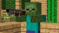 大海解说 我的世界Minecraft 杀手僵尸搞笑讨债记