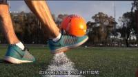 职业足球运动员是怎样提出旋转球的? 外国美女告诉你背后的物理知识