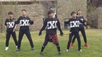 会EXO舞蹈的男生太帅了, 这样的舞姿在学校, 想不受欢迎都不行