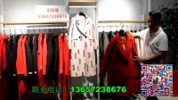 杭州一线品牌诗菲迪 17年时尚爆款 品牌折扣女装 一手货源库存尾货批发走份
