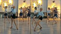 用拉丁舞姿来跳劳尬舞, 真是性感又帅气
