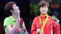 [体育在线] 备战里约奥运会: 走进中国女乒 丁宁 CUT