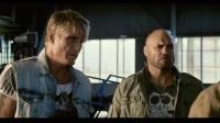 杰森《敢死队3》老队员给新队员上了一课