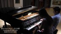 【闻香识女人】钢琴四手联弹 Por Una Cabeza piano duet by Cambridge李劲锋夫妇