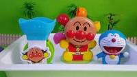 小猪佩奇与哆啦a梦一起洗澡澡,公主恋人 勇者大冒险