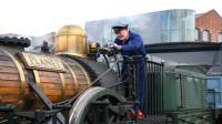 世界上第一列火车是因为什么而被发明出来? 又是谁发明的?