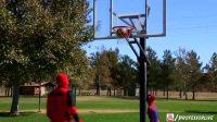 蜘蛛侠和死侍的篮球之战!