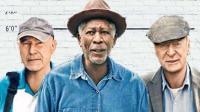 《三个老枪手》三个老头晚年凄惨, 抢起银行却虎虎生威