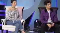 刘亦菲、杨洋参加节目, 萌妹子刘亦菲撩大腿秀性感身材!
