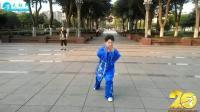 第三届国际太极拳视频大赛---杨琴新2-2