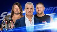 【直播回放】WWE2017年8月9日中文解说实况