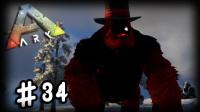 【矿蛙】方舟生存进化 起源#34 雪原的王者