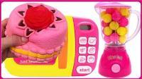 可爱无敌玫瑰花蛋糕玩具试玩 342