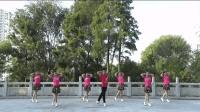 周周原创广场舞《前世今生的轮回》拉丁恰恰风格舞蹈分解教学