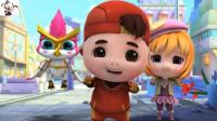 猪猪侠之超星萌宠终极决战第20期:猪猪侠和铁拳虎勇战头目 永哥玩游戏