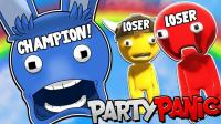 派对大乱斗 #1 爆笑超多玩法 Party Panic 单机联机独立推荐游戏解说视频