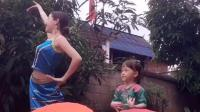 傣族美女跳舞, 真好看