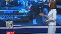 潍坊: 惊魂! 越野车遭货车和油罐车夹击