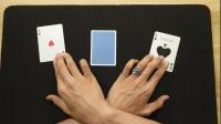 魔术揭秘: 街头三张牌的游戏! 你永远猜不对的原因是?
