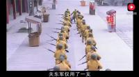 還沒聽見槍聲日本人就進城了, 原來是主席帶着幾萬人跑了