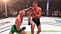 UFC格斗 嘴炮康纳麦格雷戈25次拳击凶猛时刻 猛到