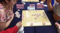 美女象棋大师李越川直播环海南岛全国棋牌巡回赛