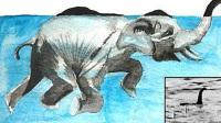 第一百三十三集 一头大象下河洗个澡,竟成了世界之谜?