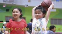 姚明7岁女儿近照, 衣着简朴, 身高接近1米6, 手臂上有心形胎记