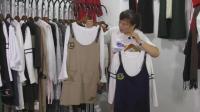 其其服饰女装秋季连衣裙套装组合实拍视频