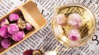 牡丹球茶 可有效使人气血充沛、容颜红润、降血压补肝的花茶饮 你知道吗?