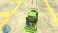GTA4 MOD - Fast & Furious ECLIPSE ( 参数最终完成测试