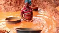 这个国家每年都会挖出上亿黄金, 可是当地人经常吃不饱!