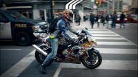 绝好的发明, 可穿戴气囊, 摩托车爱好者的安全利器, 太有必要了!