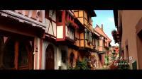 欧洲最美小镇科尔马, 宫崎骏的《赫尔德移动城堡》也在这里取景