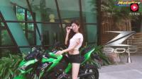 简析10万人民币的川崎Z900摩托车