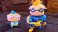 猪猪侠第69期 小呆呆菲菲消灭鳄鱼怪 火焰鹤 勇士联盟 萌萌小猪 一品带屌将军