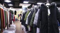 阿邦服装批发8.23-3时尚冬装中长款羽绒服10件起批, 可挑款带真毛领