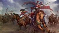 【裁决】剑指六国骑马与砍杀mod 体验战国各国著名军队 战国盔甲
