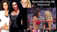 WWE经典好身材女选手对决! 2015维多利亚