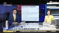 """北京青年报: 关注""""徐玉玉遭电信诈骗身亡""""案——出售徐玉玉信息 19岁黑客今受审"""