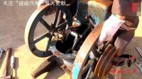 几十年之前的一款日本发动机, 拆掉维修后声音还是非常清脆!