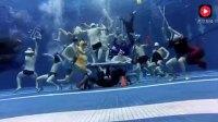 【视频欣赏】水下开party! 今天要你见识一下这样的技术!