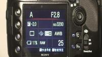 3 数码单反相机实战拍摄参数设置