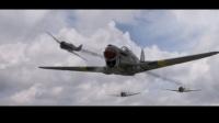 美军飞行员驾驶战斗机低空飞行干掉德军一整列火车, 一架飞机都没损失
