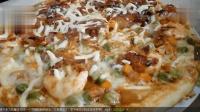 在家里用电饭煲就能做披萨, 美味香甜, 想吃就吃