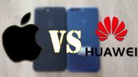 苹果与华为的对决!iphone7P VS 荣耀V9 应用速度/音频对比